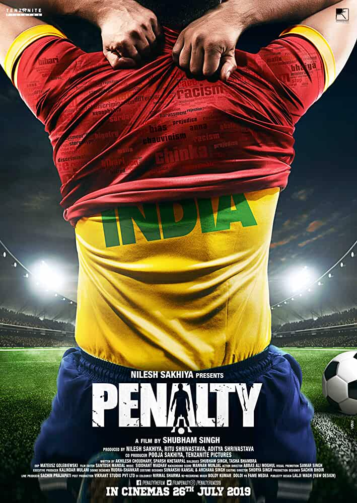 Penalty (2019) PreDVD Rip x264 400MB AAC