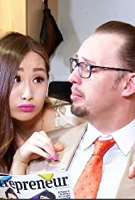 Vito Glazers and Meiling Jin in Chop Chop TV Show