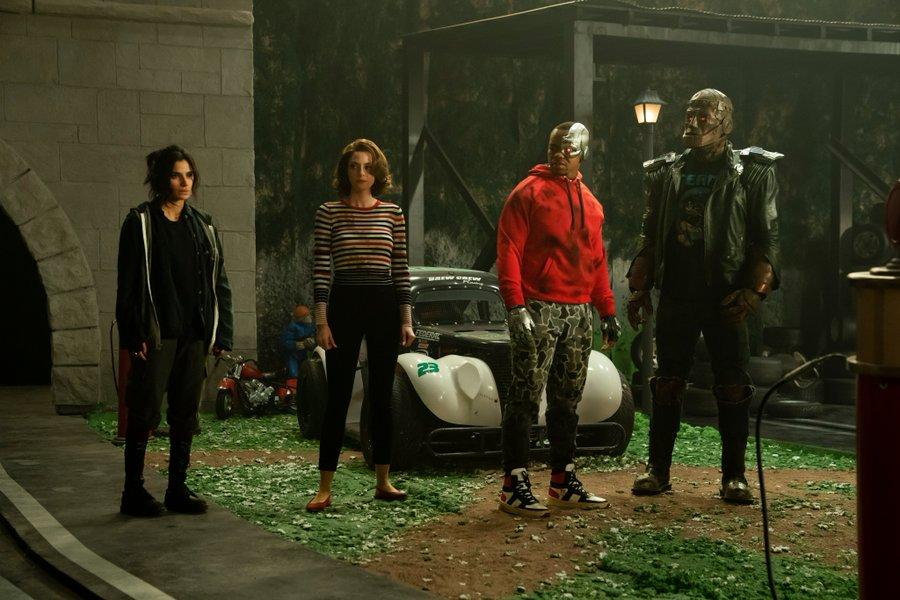 Doom Patrol Fun Size Patrol Tv Episode 2020 Imdb