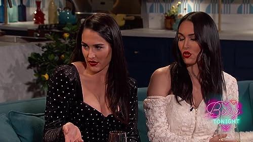 Busy Tonight: Nikki Bella & Brie Bella