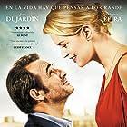 Jean Dujardin and Virginie Efira in Un homme à la hauteur (2016)