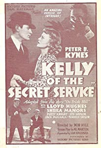 Watch new action movies Kelly of the Secret Service [640x352]