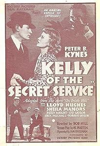 Kelly of the Secret Service USA