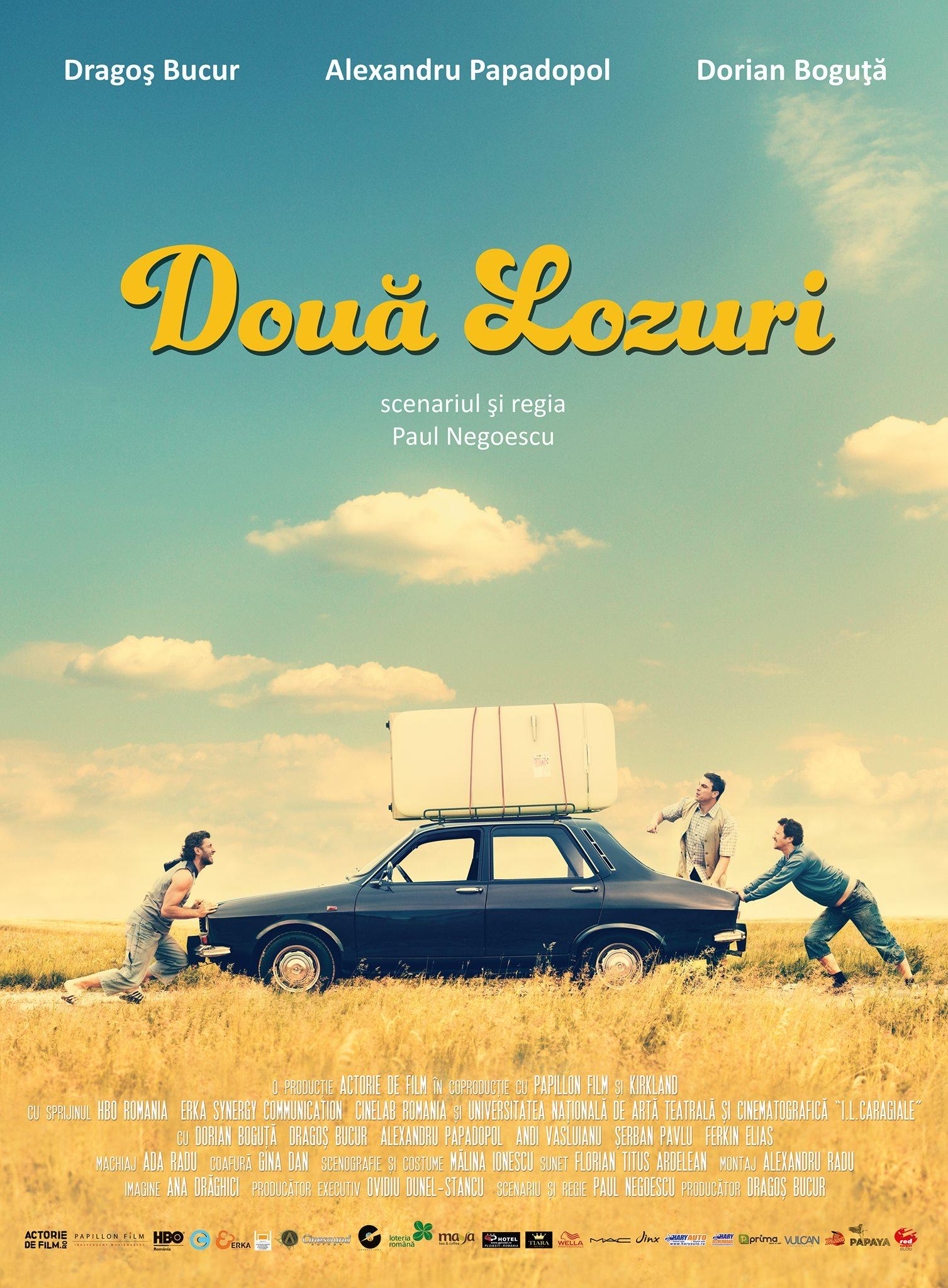 Resultado de imagem para Doua lozuri poster