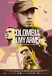 Colombia in My Arms Poster