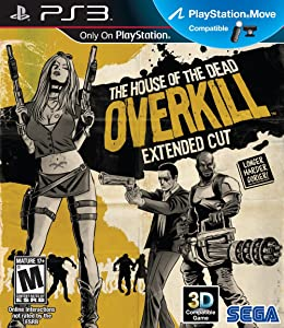 The House of the Dead: Overkill sub download