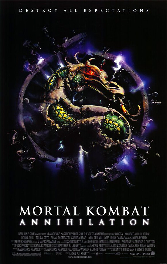 Mortal Kombat: Annihilation 1997 Hindi Dual Audio 720p BluRay 750MB ESubs x264 AAC
