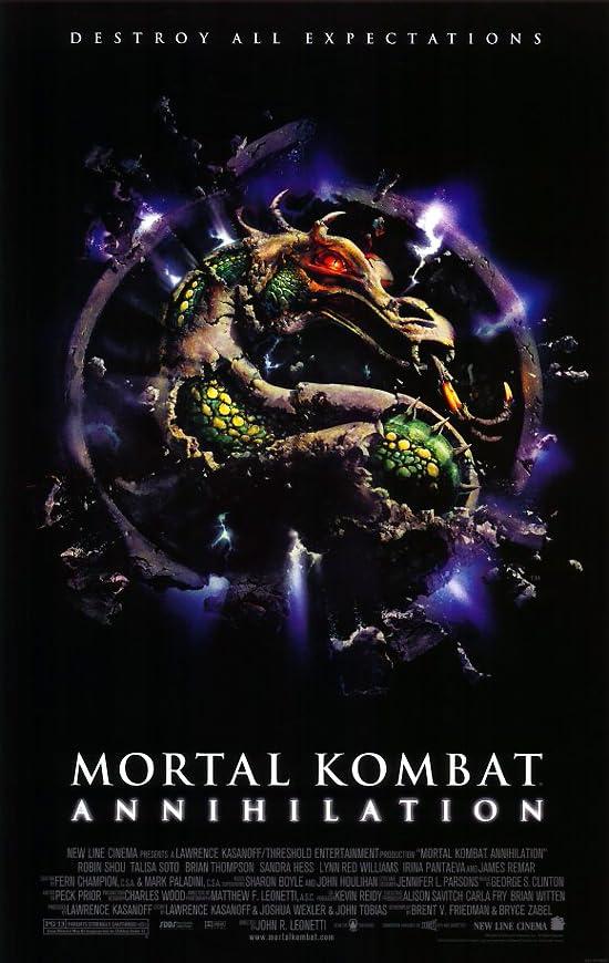 Mortal Kombat: Annihilation (1997) Hindi Dubbed