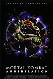 Mortal Kombat: Annihilation (1997) Poster - Movie Forum, Cast, Reviews