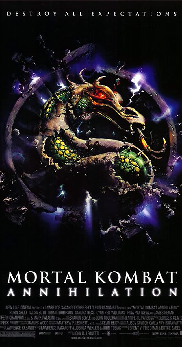 Mortal Kombat: Annihilation (1997) - IMDb