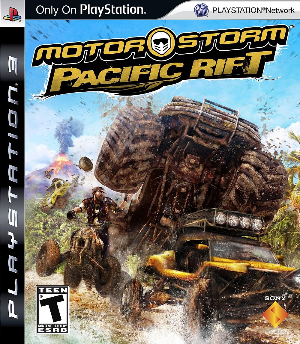 MotorStorm: Pacific Rift (Video Game 2008) - IMDb