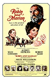 Robin and Marian (1976) Poster - Movie Forum, Cast, Reviews