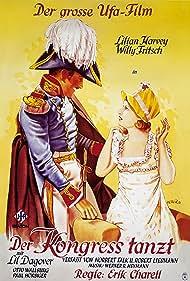 Der Kongreß tanzt (1932) Poster - Movie Forum, Cast, Reviews