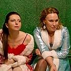 Darya Ekamasova and Alisa Khazanova in Strana Oz (2015)