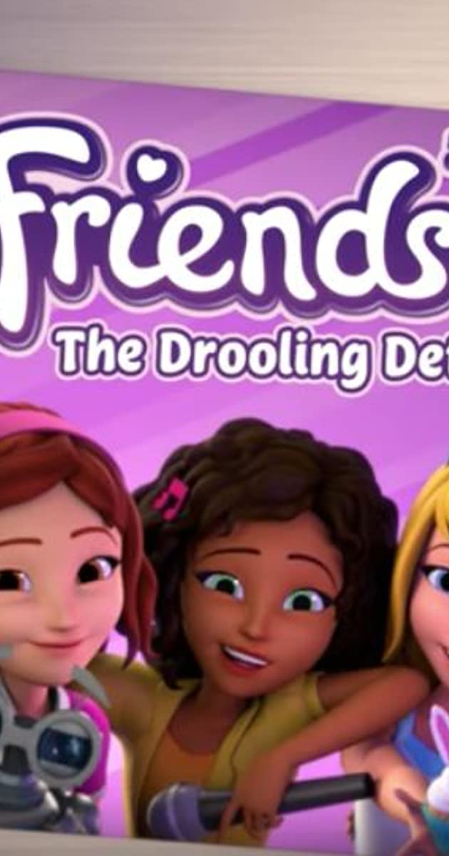 Lego Friends The Drooling Detective Tv Episode 2017 Imdb