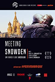 Meeting Snowden Poster