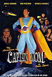 The Adventures of Captain Zoom in Outer Space Poster