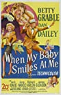 When My Baby Smiles at Me (1948) Poster