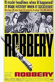 Robbery (1967) Poster - Movie Forum, Cast, Reviews
