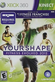 Your Shape: Fitness Evolved 2012 Poster