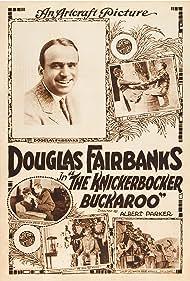 Douglas Fairbanks, Frank Campeau, Marjorie Daw, Albert MacQuarrie, and William A. Wellman in The Knickerbocker Buckaroo (1919)
