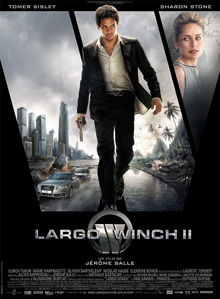 Largo Winch II (2011) Hindi Dubbed