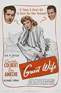 Torrents free movie downloading Guest Wife by Douglas Sirk [QuadHD]