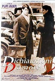 ##SITE## DOWNLOAD Dichiarazioni d'amore (1994) ONLINE PUTLOCKER FREE