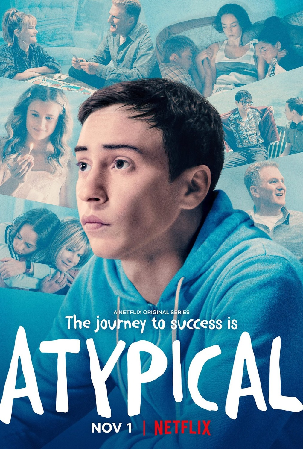 Image result for atypical season 3 poster""