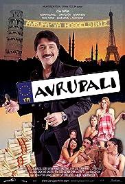 Avrupali Poster