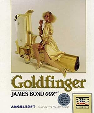 James Bond 007 Goldfinger 1964