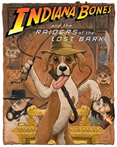 Indiana Bones and the Raiders of the Lost Bark in hindi 720p