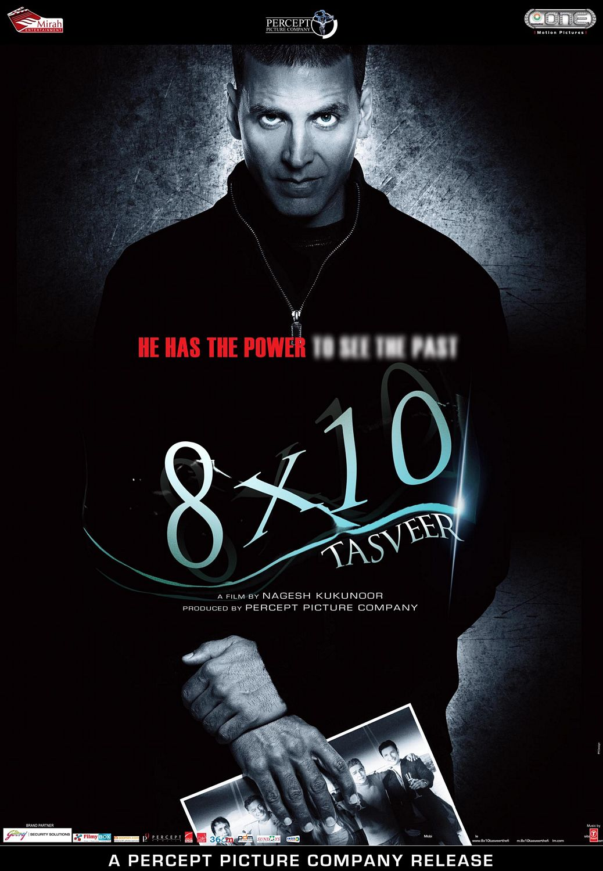 8 x 10 Tasveer (2009) Hindi 720p HDRip x264 AAC ESubs Full Bollywood Movie [650MB]