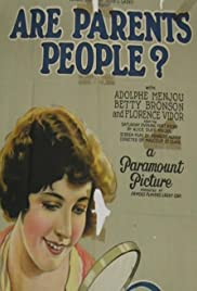 Are Parents People? Poster