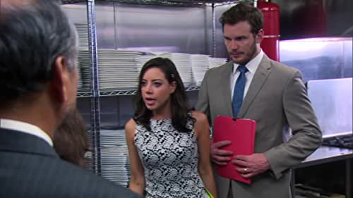 Parks And Recreation: April Is Keeping Everything