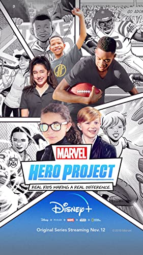 Marvel's Hero Project Season 1