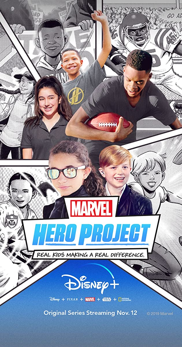 Download Marvel's Hero Project or watch streaming online complete episodes of  Season 1 in HD 720p 1080p using torrent