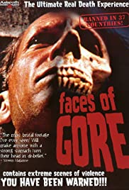 Faces of Gore Poster