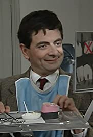 Mr bean the trouble with mr bean tv episode 1992 imdb the trouble with mr bean poster solutioingenieria Choice Image