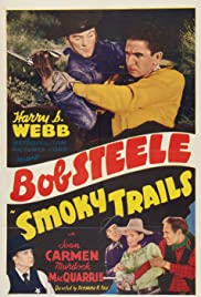 Smoky Trails Poster