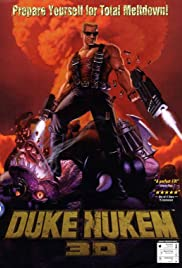 Duke Nukem 3D Poster