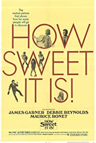 How Sweet It Is! (1968) Poster - Movie Forum, Cast, Reviews