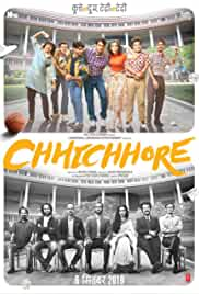 Chhichhore (2019) HDRip Hindi Full Movie Watch Online Free