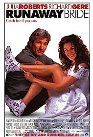 Richard Gere and Julia Roberts in Runaway Bride (1999)