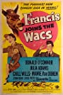 Francis Joins the WACS (1954) Poster