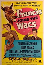 Francis Joins the WACS Poster