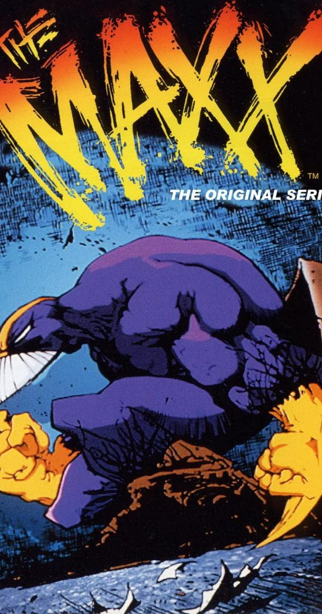 The Maxx (TV Mini-Series 1995) - IMDb