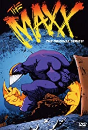 The Maxx Poster - TV Show Forum, Cast, Reviews