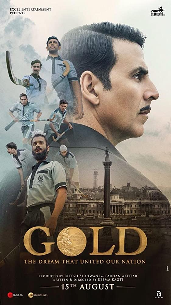 Gold (2018) Hindi Official Trailer 720p HD Download