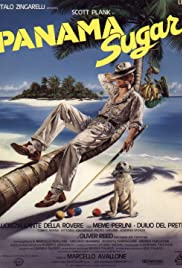 Panama Sugar Poster